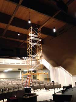 commercial lighting management midwest light maintenance